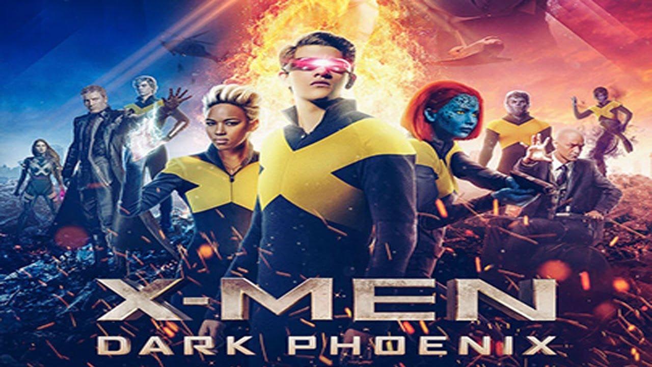 X Men Dark Phoenix Padmanews Id